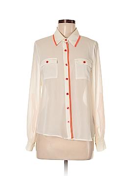 Mine Long Sleeve Blouse Size M