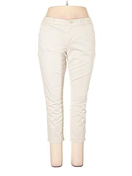Stylus Khakis Size 14