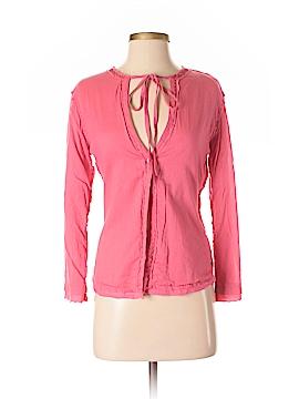 Chan Luu Long Sleeve Blouse Size S