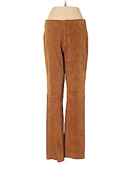 Ralph Lauren Sport Leather Pants Size 4