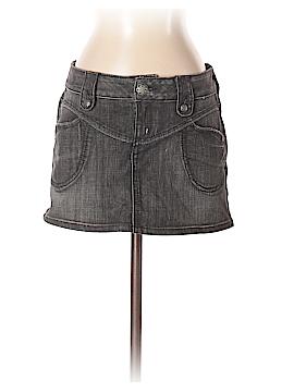 Guess Denim Skirt 27 Waist
