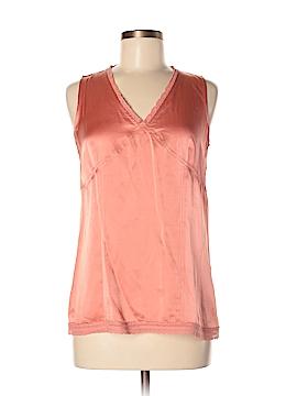 J.jill Sleeveless Silk Top Size 6