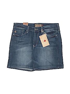 Dear John Denim Shorts Size 26 (Plus)