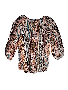 Sami & JO 3/4 Sleeve Blouse Size 1X (Plus)