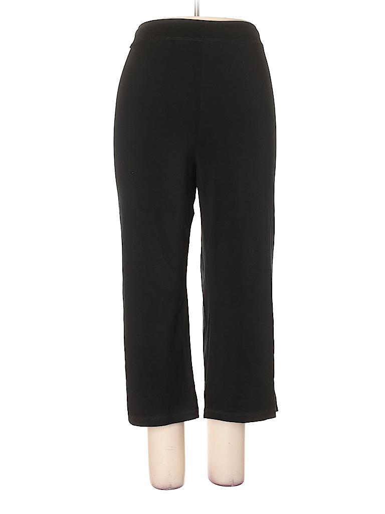 L.L.Bean Women Casual Pants Size 3X (Plus)