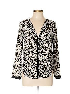 Vestique Long Sleeve Blouse Size L