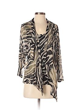 Lynn Ritchie Sleeveless Silk Top Size S