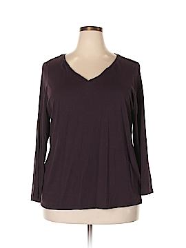 Westport 3/4 Sleeve T-Shirt Size 2X (Plus)