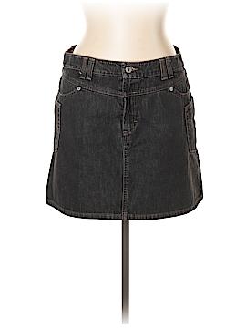 D&G Dolce & Gabbana Denim Skirt 33 Waist