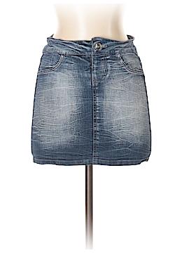 BLUE SPICE Denim Skirt Size XS