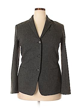 Calvin Klein Wool Blazer Size 14