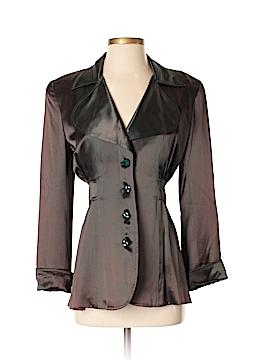 Anna Sui Silk Blazer One Size