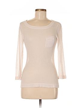 Inhabit 3/4 Sleeve Top Size M