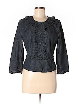 Ann Taylor LOFT Denim Jacket Size 6