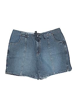 Venezia Denim Shorts Size 18 (Plus)