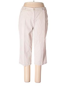 Croft & Barrow Khakis Size 16
