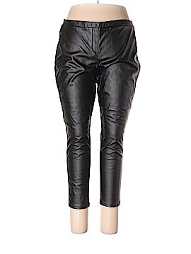 Worthington Faux Leather Pants Size XL (Petite)