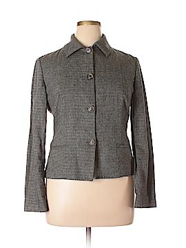 Piazza Sempione Wool Blazer Size 48 (IT)
