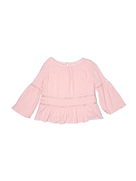 Gap Kids Long Sleeve Blouse Size X-Small (Kids)