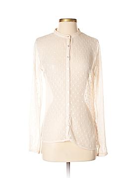 Oxmo Long Sleeve Blouse Size S