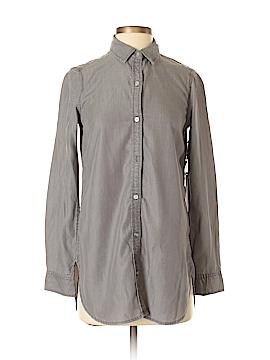 Gap Long Sleeve Button-Down Shirt Size XS