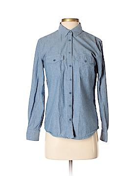U.S. Polo Assn. Long Sleeve Button-Down Shirt Size S