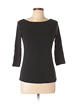Zara W&B Collection 3/4 Sleeve T-Shirt Size L