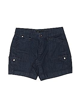 White House Black Market Denim Shorts Size 00