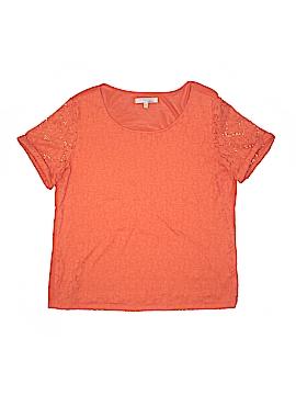 Company Ellen Tracy Short Sleeve Top Size XL