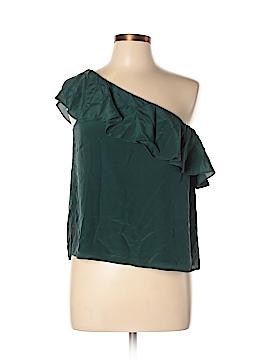 Maeve Sleeveless Silk Top Size 8