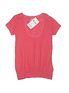 Mudd Short Sleeve Henley Size 7 - 8