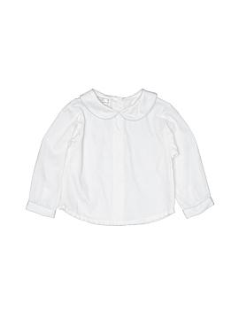 Petit Ami Long Sleeve Blouse Size 12 mo