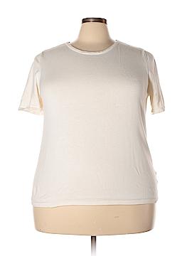 Liz Baker Short Sleeve T-Shirt Size 3X (Plus)
