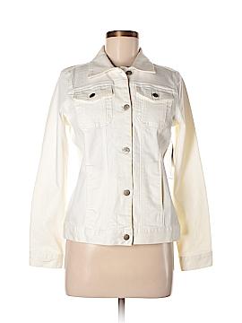 Women With Control Denim Jacket Size XS