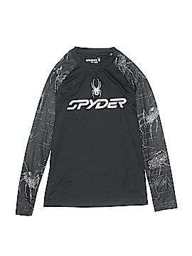 Spyder Active T-Shirt Size L (Kids)