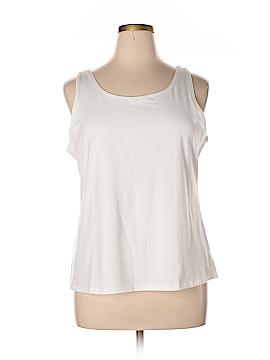 Eileen Fisher Sleeveless T-Shirt Size XL