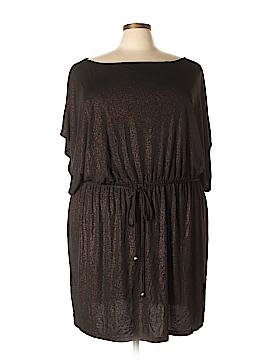 Lane Bryant Outlet Casual Dress Size 14 - 16 Plus (Plus)
