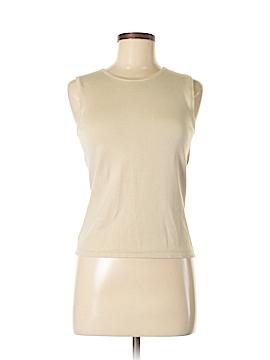 Ann Taylor Factory Sleeveless Silk Top Size XS