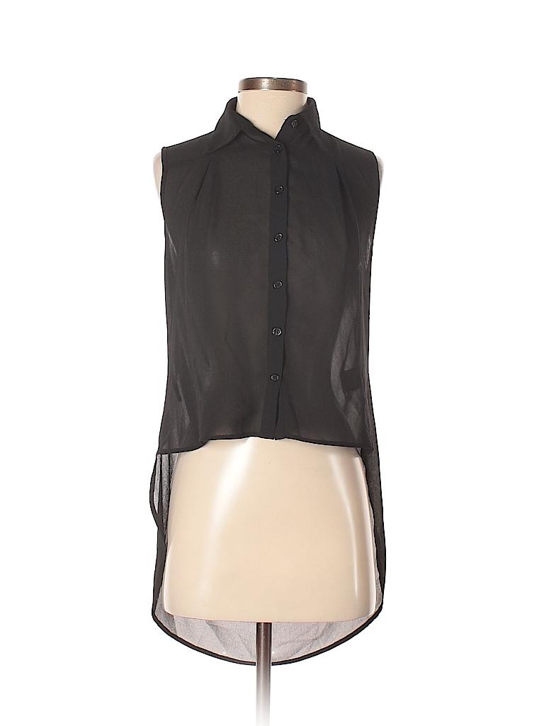 Cliche Women Sleeveless Blouse Size S