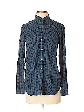 G.H. Bass & Co. Long Sleeve Button-Down Shirt Size XS
