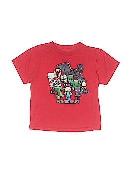 Mojang Short Sleeve T-Shirt Size 6