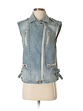 Rebecca Taylor Denim Vest Size XS