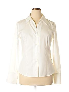 Calvin Klein Long Sleeve Blouse Size 14