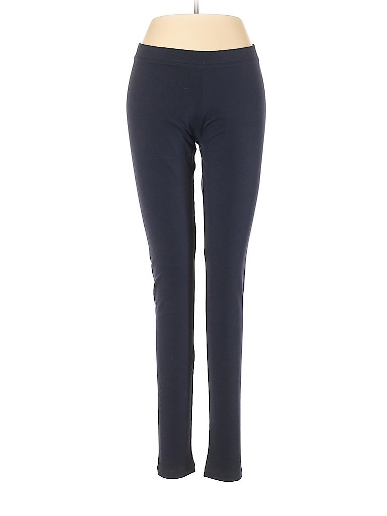 a6360db72a5576 Victoria's Secret Solid Navy Blue Leggings Size M - 64% off   thredUP