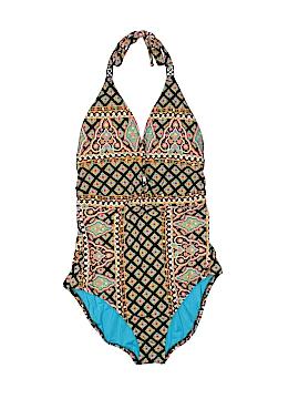 Nanette Lepore One Piece Swimsuit Size M