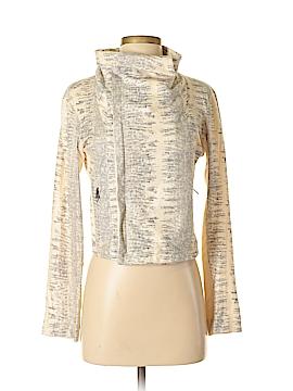 Georgie Faux Leather Jacket Size S