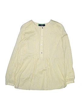 Wonder Long Sleeve Button-Down Shirt Size S