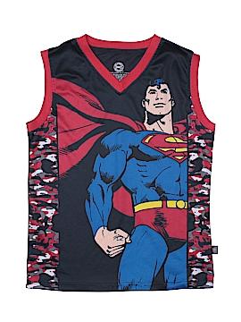 Dc Comics Originals Sleeveless T-Shirt Size 10 - 12