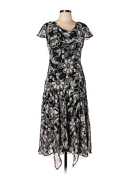 R&M Richards Casual Dress Size 10 (Petite)