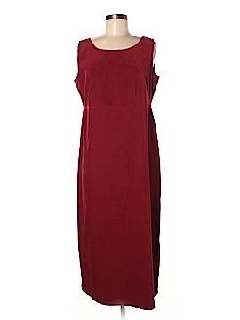 Amanda Smith Casual Dress Size 12 (Petite)